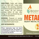 Load image into Gallery viewer, BodyHealth Metal-Free Heavy Metal Detoxification - Vita Wellness Center Canada
