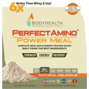 BodyHealth PerfectAmino Power Meal