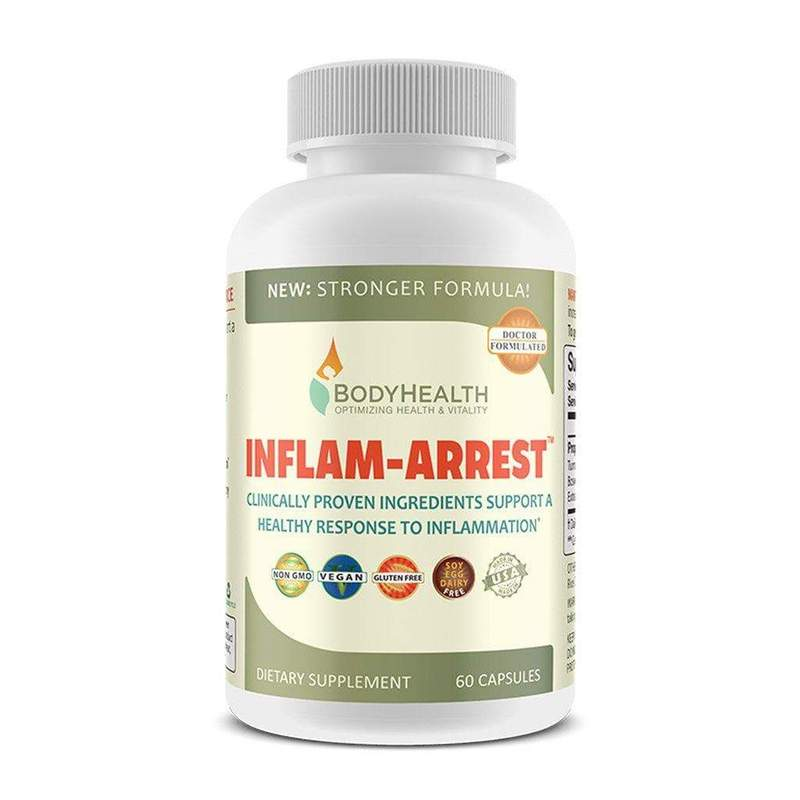 BodyHealth Inflam-Arrest - Vita Wellness Center Canada