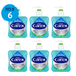 Carex Original 250ml Antibacterial Hand Wash - Bulk Pack of 6