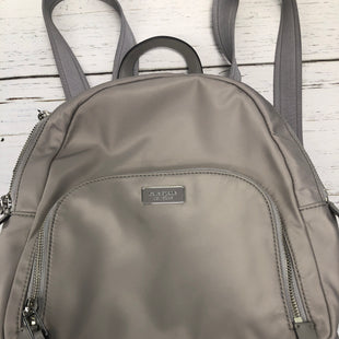 Primary Photo - BRAND: KATE SPADE STYLE: BACKPACK COLOR: GREY SIZE: SMALL OTHER INFO: AS IS SKU: 144-144127-1444