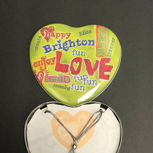 Primary Photo - BRAND: BRIGHTON STYLE: NECKLACE COLOR: HEART OTHER INFO: NEW/ TIN SKU: 144-14411-73867