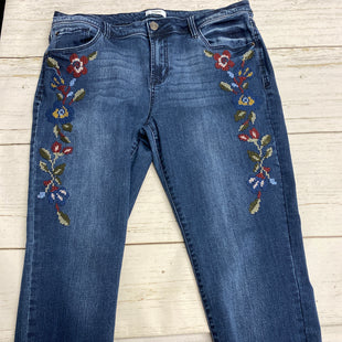 Primary Photo - BRAND: KENSIE STYLE: JEANS COLOR: DENIM SIZE: 14 SKU: 144-14483-86296