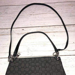 Primary Photo - BRAND: COACH STYLE: HANDBAG DESIGNER COLOR: BLACK SIZE: SMALL OTHER INFO: 36380 SKU: 144-14411-72394WITH BOTH LONG AND SHORT STRAP