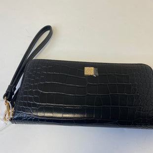 Primary Photo - BRAND: ANNE KLEIN STYLE: WALLET COLOR: BLACK SIZE: LARGE OTHER INFO: NEW! SKU: 144-14411-75989