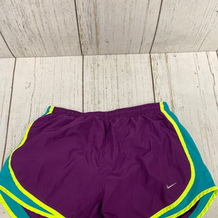 Primary Photo - BRAND: NIKE APPAREL STYLE: ATHLETIC SHORTS COLOR: PURPLE SIZE: M SKU: 144-14483-86436