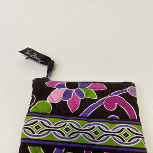 Primary Photo - BRAND: VERA BRADLEY STYLE: COIN PURSE COLOR: PINKBROWN SIZE: SMALL OTHER INFO: PURPLE PUNCH SKU: 144-14411-75986