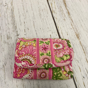 Primary Photo - BRAND: VERA BRADLEY STYLE: WALLET COLOR: PINKGREEN SIZE: SMALL SKU: 144-144127-2215IN PETAL PINK