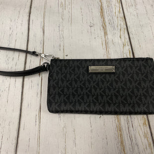 Primary Photo - BRAND: MICHAEL KORS O STYLE: WRISTLET COLOR: BLACK SIZE: S SKU: 221-22130-9791