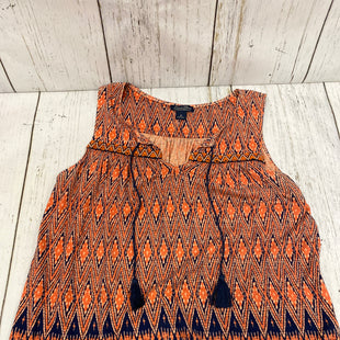 Primary Photo - BRAND: LUCKY BRAND STYLE: TOP SLEEVELESS COLOR: ORANGE SIZE: M SKU: 221-22186-1259
