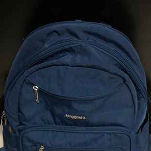 Primary Photo - BRAND: BAGGALLINI STYLE: BACKPACK COLOR: BLUE SIZE: MEDIUM OTHER INFO: AS IS SKU: 144-144103-30487