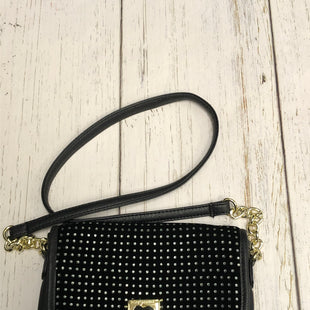 Primary Photo - BRAND: BETSEY JOHNSON STYLE: HANDBAG COLOR: BLACK SIZE: SMALL SKU: 144-14411-74442