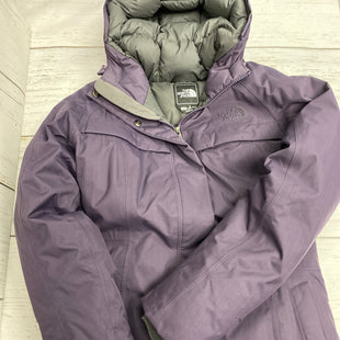 Primary Photo - BRAND: NORTHFACE STYLE: COAT LONG COLOR: PURPLE SIZE: S SKU: 144-14411-74789