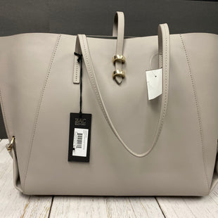 Primary Photo - BRAND:    CLOTHES MENTOR STYLE: HANDBAG DESIGNER COLOR: GREY SIZE: LARGE OTHER INFO: ZAC POSEN  - GUSSET BAG LARGE NEW SKU: 144-144137-804