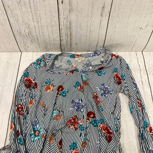 Primary Photo - BRAND: ANN TAYLOR LOFT O STYLE: TOP LONG SLEEVE COLOR: FLORAL SIZE: S SKU: 144-14483-86622