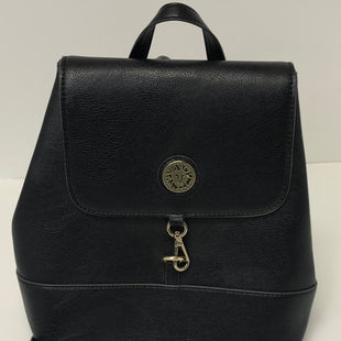 Primary Photo - BRAND: ANNE KLEIN STYLE: BACKPACK COLOR: BLACK SIZE: MEDIUM SKU: 144-144138-1320