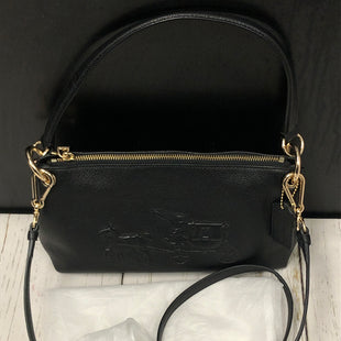 Primary Photo - BRAND: COACH STYLE: HANDBAG DESIGNER COLOR: BLACK SIZE: MEDIUM OTHER INFO: COACH 33521 - CHARLEY HORSE & CARRIAGE SKU: 144-14483-85022W/DUST BAG