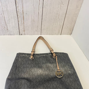 Primary Photo - BRAND: MICHAEL KORS STYLE: TOTE COLOR: METALLIC SIZE: LARGE OTHER INFO: JET SET SKU: 144-14483-88407