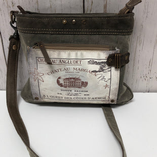Primary Photo - BRAND:    CLOTHES MENTOR STYLE: HANDBAG COLOR: GREY SIZE: MEDIUM OTHER INFO: CACAO PAYRAUD - SKU: 144-144138-1872