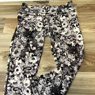 Primary Photo - BRAND: 90 DEGREES BY REFLEX STYLE: ATHLETIC CAPRIS COLOR: FLORAL SIZE: M SKU: 144-14411-76949