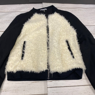 Primary Photo - BRAND: 111 STATE STYLE: JACKET OUTDOOR COLOR: BLACK WHITE SIZE: M OTHER INFO: 1. STATE SKU: 144-144103-29370