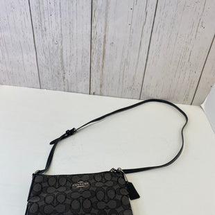 Primary Photo - BRAND: COACH STYLE: HANDBAG DESIGNER COLOR: BLACK SIZE: SMALL OTHER INFO: F58421 SKU: 144-14411-76434