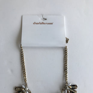 Primary Photo - BRAND: CHARLOTTE RUSSE STYLE: NECKLACE COLOR: BROWN OTHER INFO: NEW! SKU: 144-14411-72378