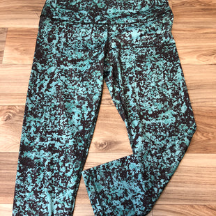 Primary Photo - BRAND: 90 DEGREES BY REFLEX STYLE: ATHLETIC CAPRIS COLOR: TEAL SIZE: M SKU: 144-14411-76953