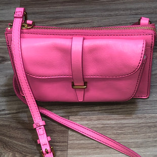 Primary Photo - BRAND: FOSSIL STYLE: HANDBAG DESIGNER COLOR: PINK SIZE: SMALL OTHER INFO: RYDER SKU: 144-14483-93276