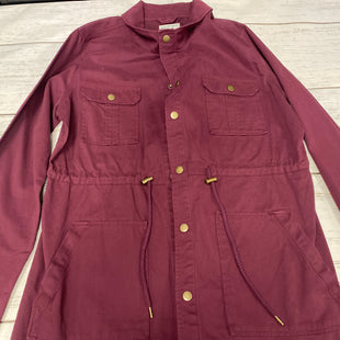Primary Photo - BRAND: ARIZONA STYLE: JACKET OUTDOOR COLOR: MAROON SIZE: XL OTHER INFO: NEW! SKU: 144-14411-72611
