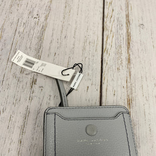 Primary Photo - BRAND: MARC BY MARC JACOBS STYLE: WALLET COLOR: GREY SIZE: SMALL OTHER INFO: NEW! SKU: 144-144127-2209