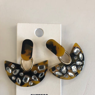 Primary Photo - BRAND: EXPRESS STYLE: EARRINGS COLOR: ANIMAL PRINT OTHER INFO: NEW! SKU: 144-14411-73006