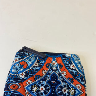 Primary Photo - BRAND: VERA BRADLEY STYLE: COIN PURSE COLOR: ORANGE BLUE SIZE: SMALL OTHER INFO: MARAKESCH SKU: 144-14411-75944