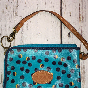 Primary Photo - BRAND: FOSSIL STYLE: WRISTLET COLOR: TURQUOISE SKU: 144-14411-72635
