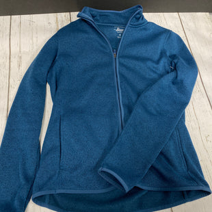 Primary Photo - BRAND: GH BASS AND CO STYLE: JACKET OUTDOOR COLOR: BLUE SIZE: M SKU: 144-14483-80634