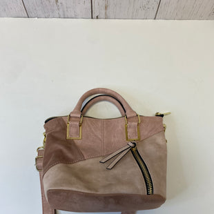 Primary Photo - BRAND: STEVE MADDEN STYLE: HANDBAG COLOR: PINK SIZE: SMALL OTHER INFO: SUEDE SKU: 144-144127-2461