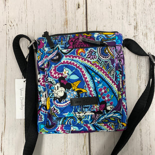 Primary Photo - BRAND: VERA BRADLEY STYLE: HANDBAG DESIGNER COLOR: BLUE SIZE: SMALL SKU: 144-14483-80627