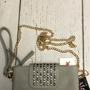 Primary Photo - BRAND: OLIVIA MILLER STYLE: HANDBAG COLOR: TAUPE SIZE: SMALL OTHER INFO: NEW! SKU: 144-144127-2007CROSSBODY/CLUTCH/WRISTLET