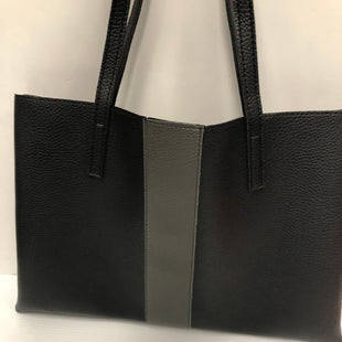 Primary Photo - BRAND: VINCE CAMUTO STYLE: TOTE COLOR: BLACK SIZE: LARGE SKU: 144-14483-89090