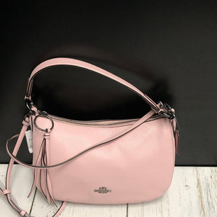 Primary Photo - BRAND: COACH STYLE: HANDBAG DESIGNER COLOR: PINK SIZE: MEDIUM OTHER INFO: NEW! - 52548 - SUTTON PEBBLE LEATHER SKU: 144-14483-84713