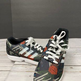 Primary Photo - BRAND: ADIDAS STYLE: SHOES ATHLETIC COLOR: FLORAL SIZE: 9.5 SKU: 144-144127-2080