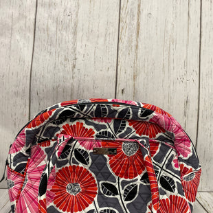 Primary Photo - BRAND: VERA BRADLEY STYLE: HANDBAG DESIGNER COLOR: PINK SIZE: MEDIUM SKU: 144-14498-1374IN CHEERY BLOSSOMS. SOME STAINING
