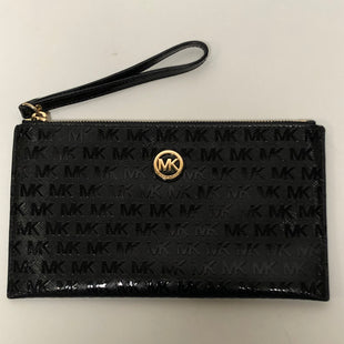 Primary Photo - BRAND: MICHAEL KORS STYLE: WRISTLET COLOR: BLACK SIZE: S SKU: 144-144140-237