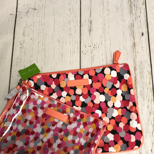 Primary Photo - BRAND: VERA BRADLEY STYLE: MAKEUP BAG COLOR: CORAL SIZE: 02 PIECE OTHER INFO: NEW! - BEACH POUCH SET PIXIE CONFETTI SKU: 144-14483-83748
