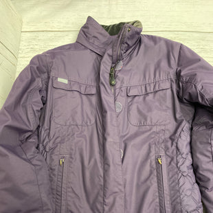 Primary Photo - BRAND: COLUMBIA STYLE: JACKET OUTDOOR COLOR: PURPLE SIZE: S SKU: 144-14483-86266
