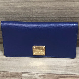 Primary Photo - BRAND: LAUREN BY RALPH LAUREN STYLE: WALLET COLOR: BLUE SIZE: MEDIUM SKU: 144-14411-77930
