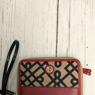 Primary Photo - BRAND: SPARTINA STYLE: WRISTLET COLOR: TAN OTHER INFO: RED- AS IS SKU: 144-144103-29062