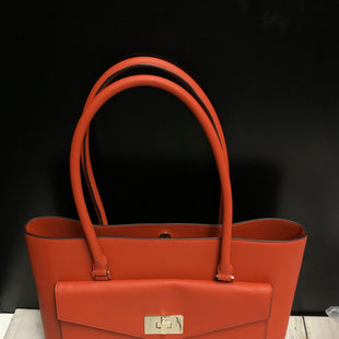 Primary Photo - BRAND: KATE SPADE STYLE: TOTE COLOR: ORANGE SIZE: LARGE OTHER INFO: HALSEY TOTE SKU: 221-22195-660