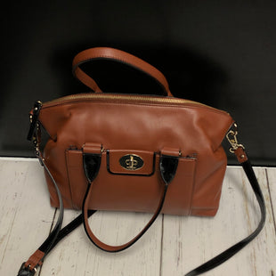 Primary Photo - BRAND: KATE SPADE STYLE: HANDBAG DESIGNER COLOR: BROWN SIZE: MEDIUM OTHER INFO: 100% COWHIDE LEATHER SKU: 144-14483-84716