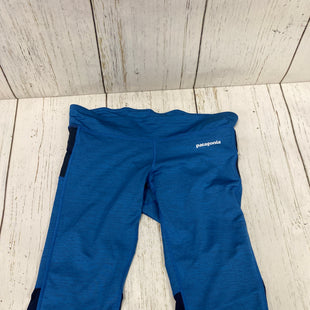 Primary Photo - BRAND: PATAGONIA STYLE: ATHLETIC CAPRIS COLOR: BLUE SIZE: M SKU: 144-144103-28581
